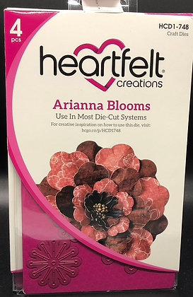 Arianna Blooms Die and Stamp Set