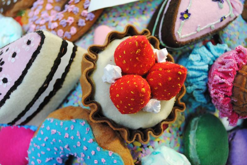 Strawberry tartes