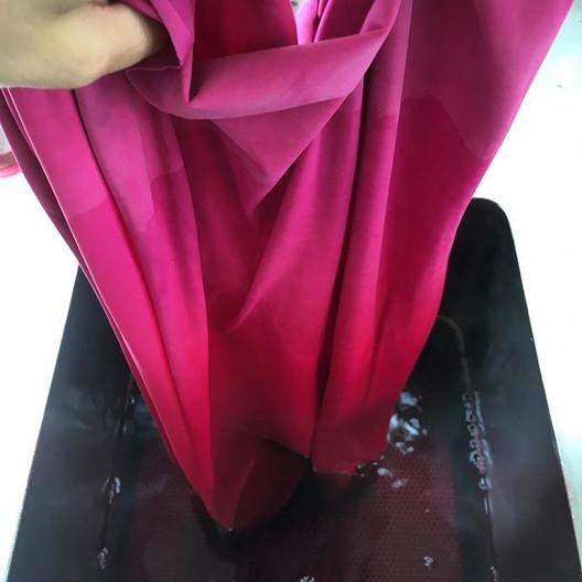 Pink grading lycra