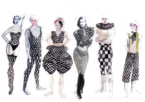 Costume Design - Artistic Group