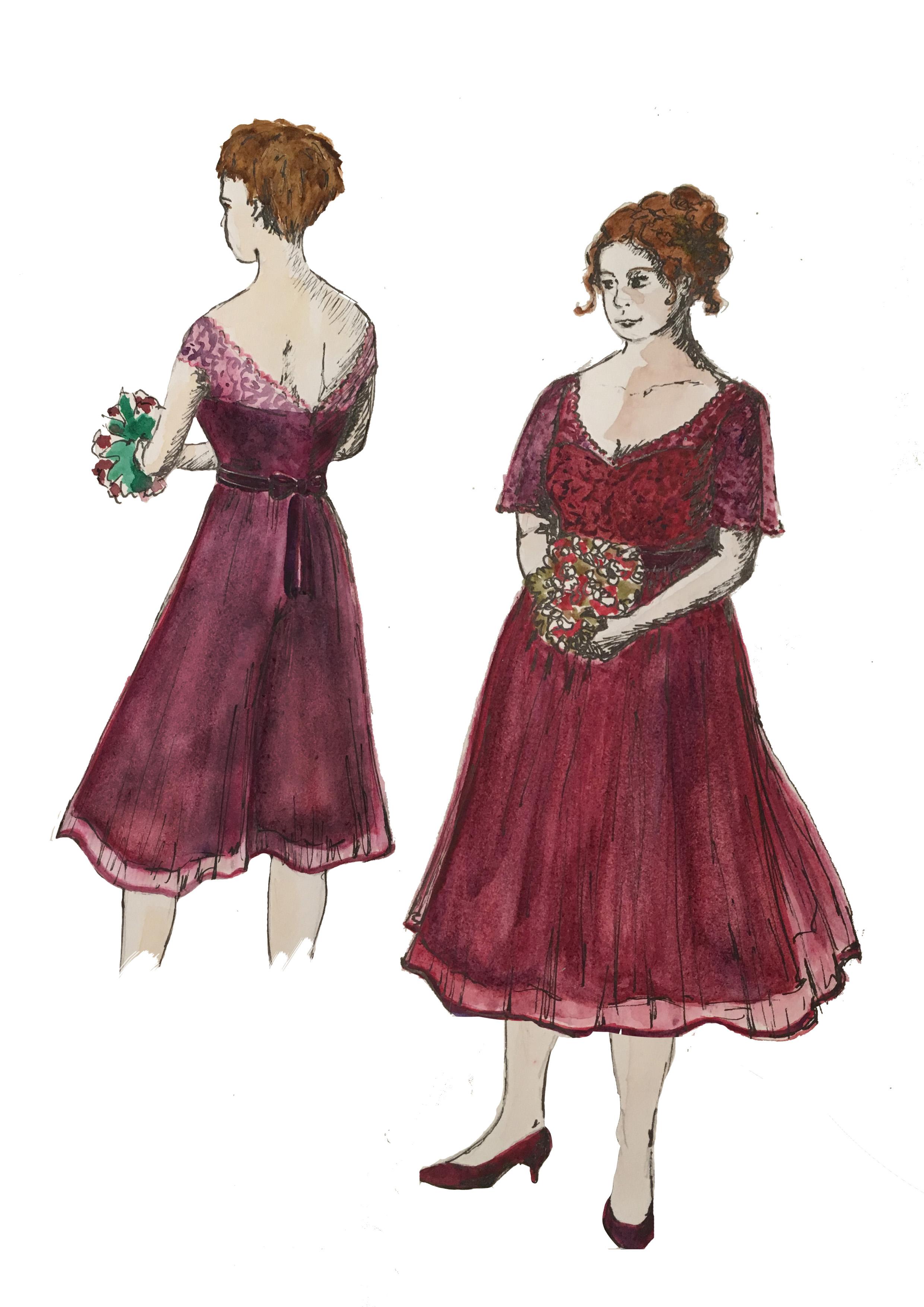 Bridesmaids Design