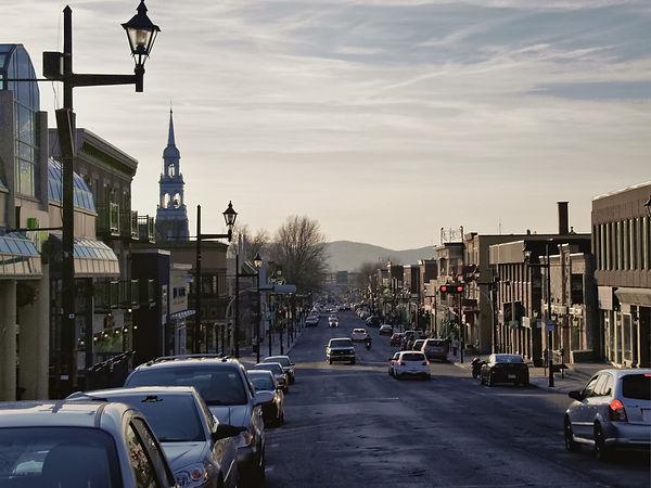 Ville de Granby Haute-Ville