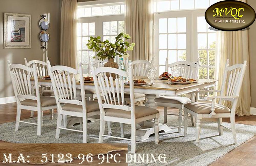 5123-96 9pc dining
