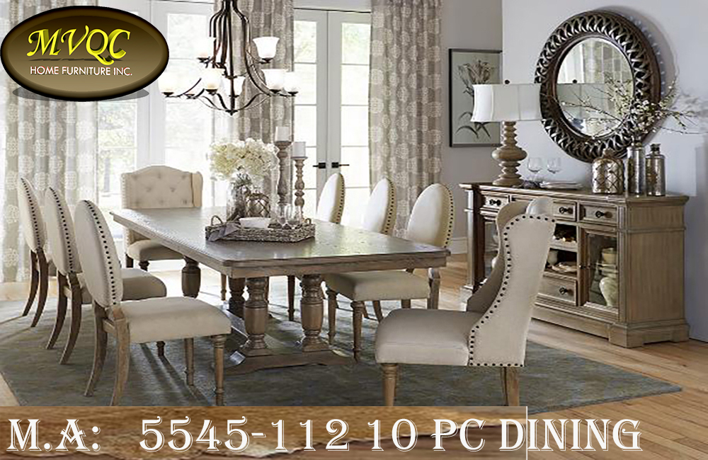 5545-112 10 pc dining