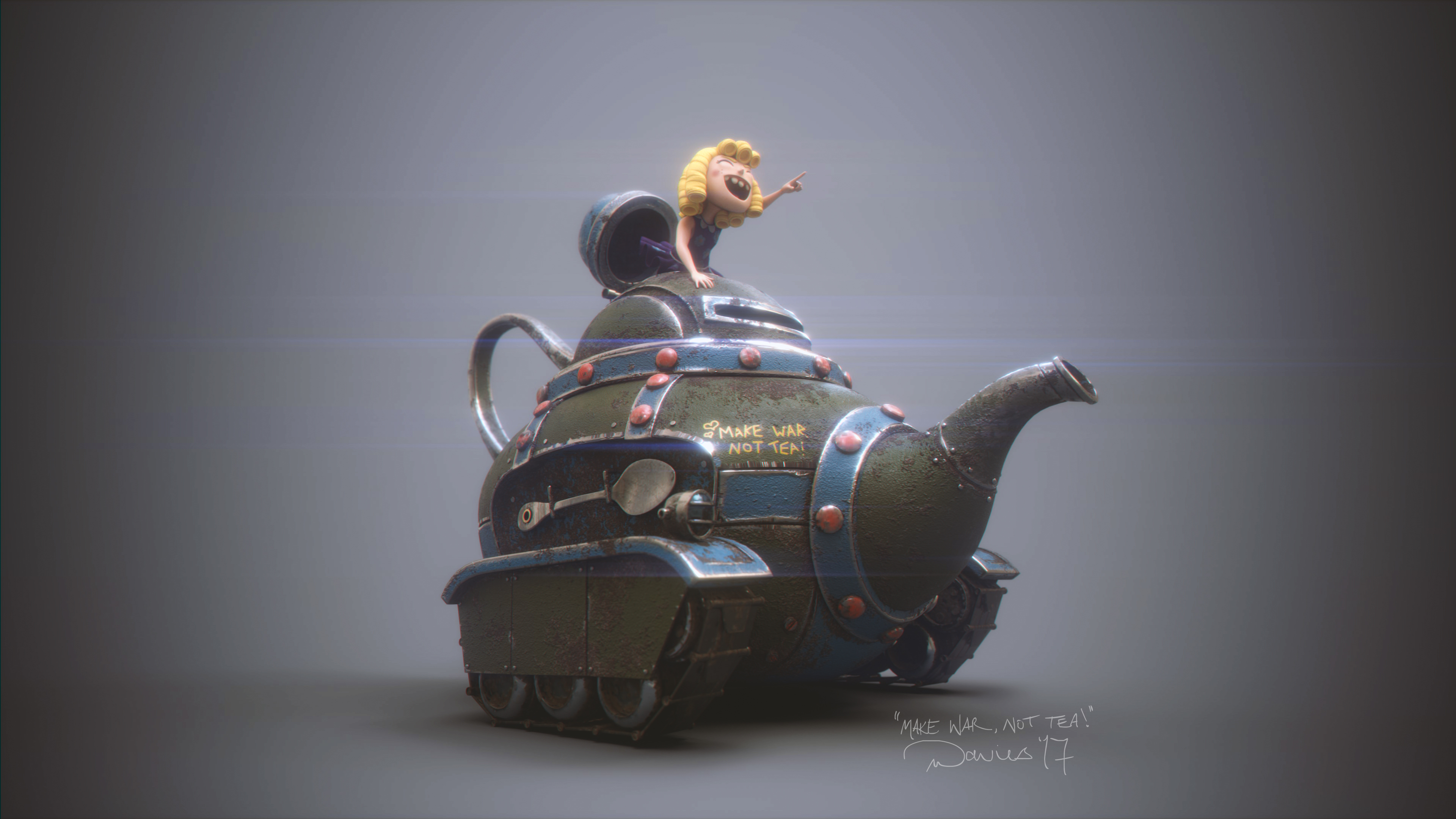 Pixar Competition Submission