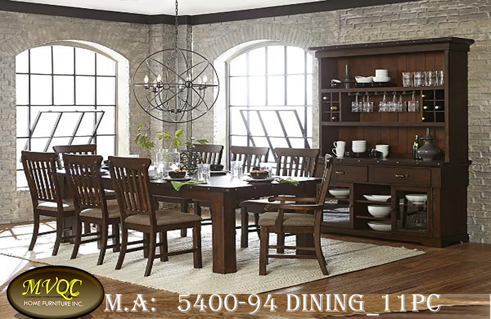 5400-94 Dining_11pc