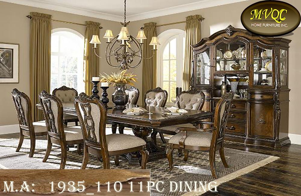 1935_110 11pc dining