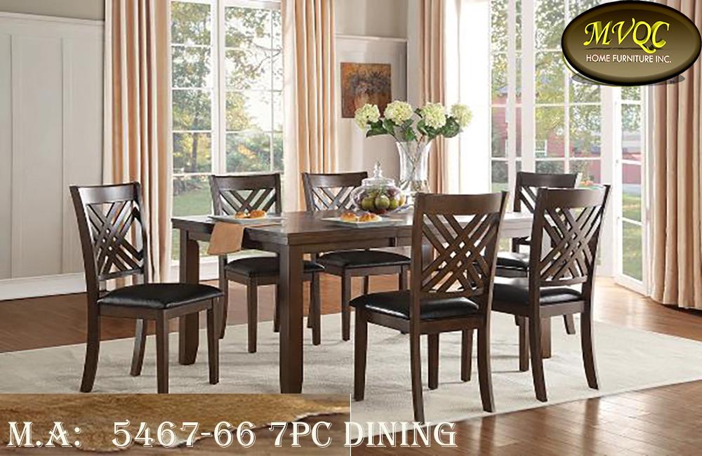 5467-66 7pc dining