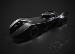 The Batmobile (1989)