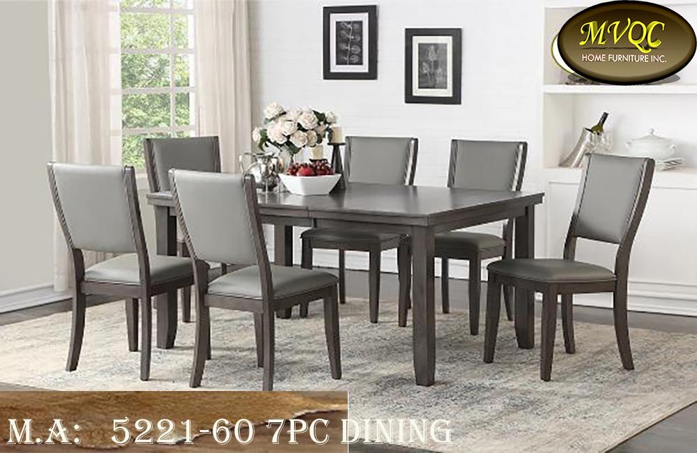 5221-60 7pc dining