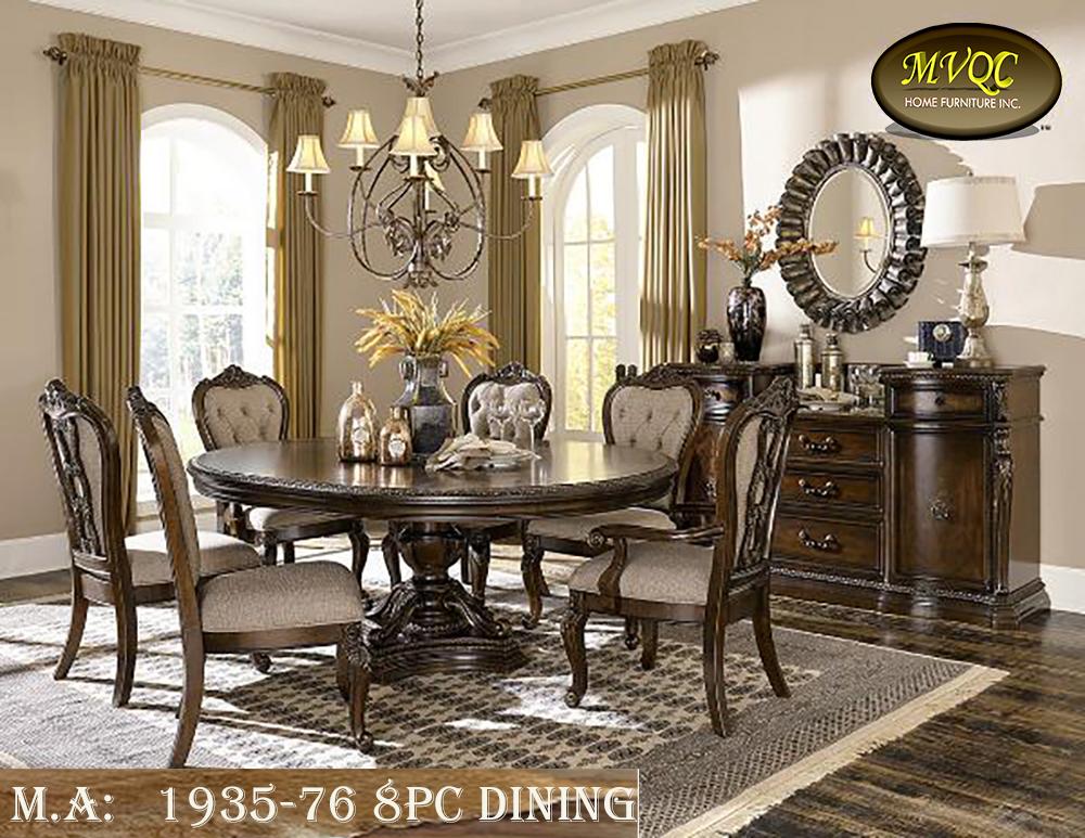 1935-76 8pc dining