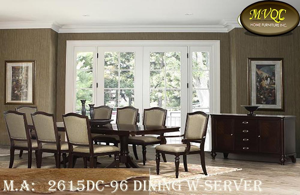2615DC-96 Dining w-server