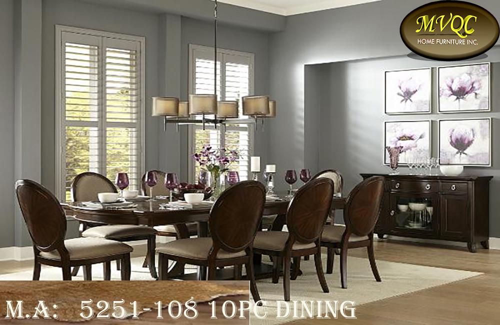5251-108 10pc dining