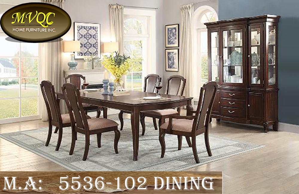 5536-102 dining
