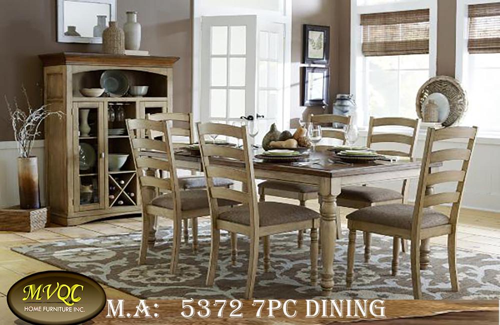 5372 7pc dining
