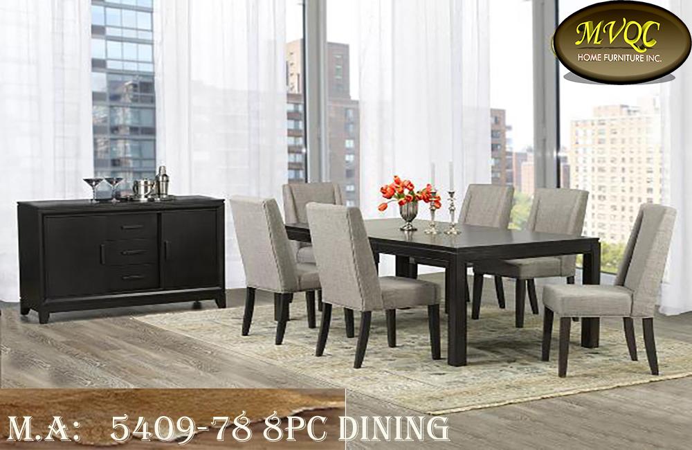 5409-78 8pc dining