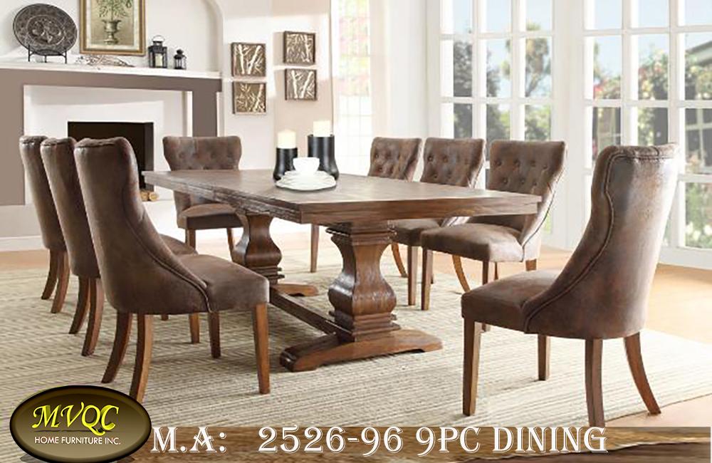 2526-96 9pc dining