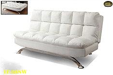 Modern Stylish White Sofa Bed