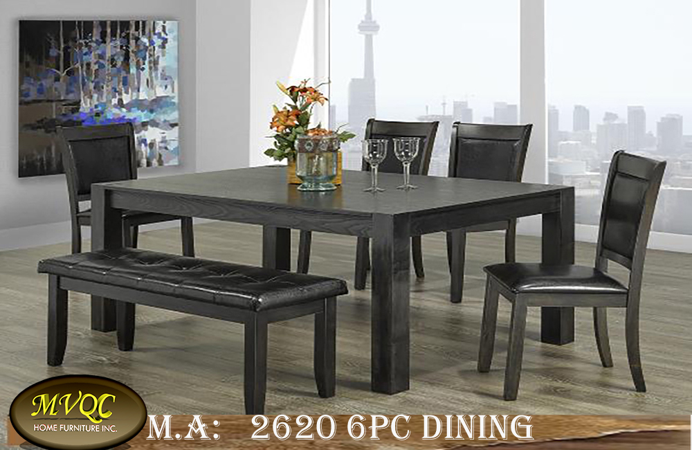 2620 6pc dining