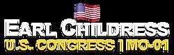 logo - flag Earl Childress US CONGRESS.p