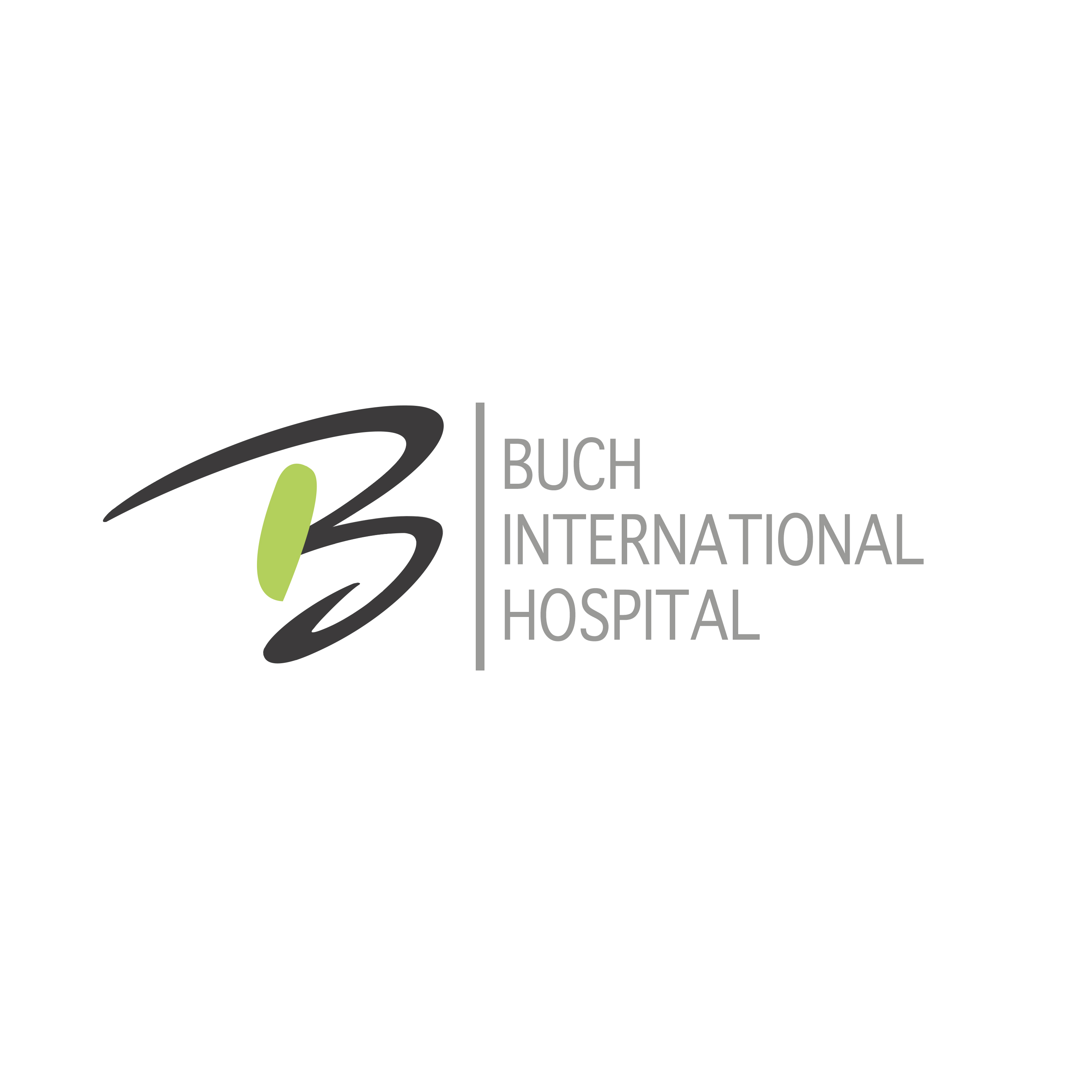 Buch International Hospital Logo