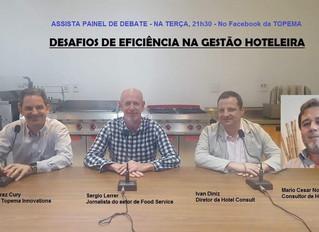 DESAFIOS DE EFICIÊNCIA DA GESTÃO HOTELEIRA