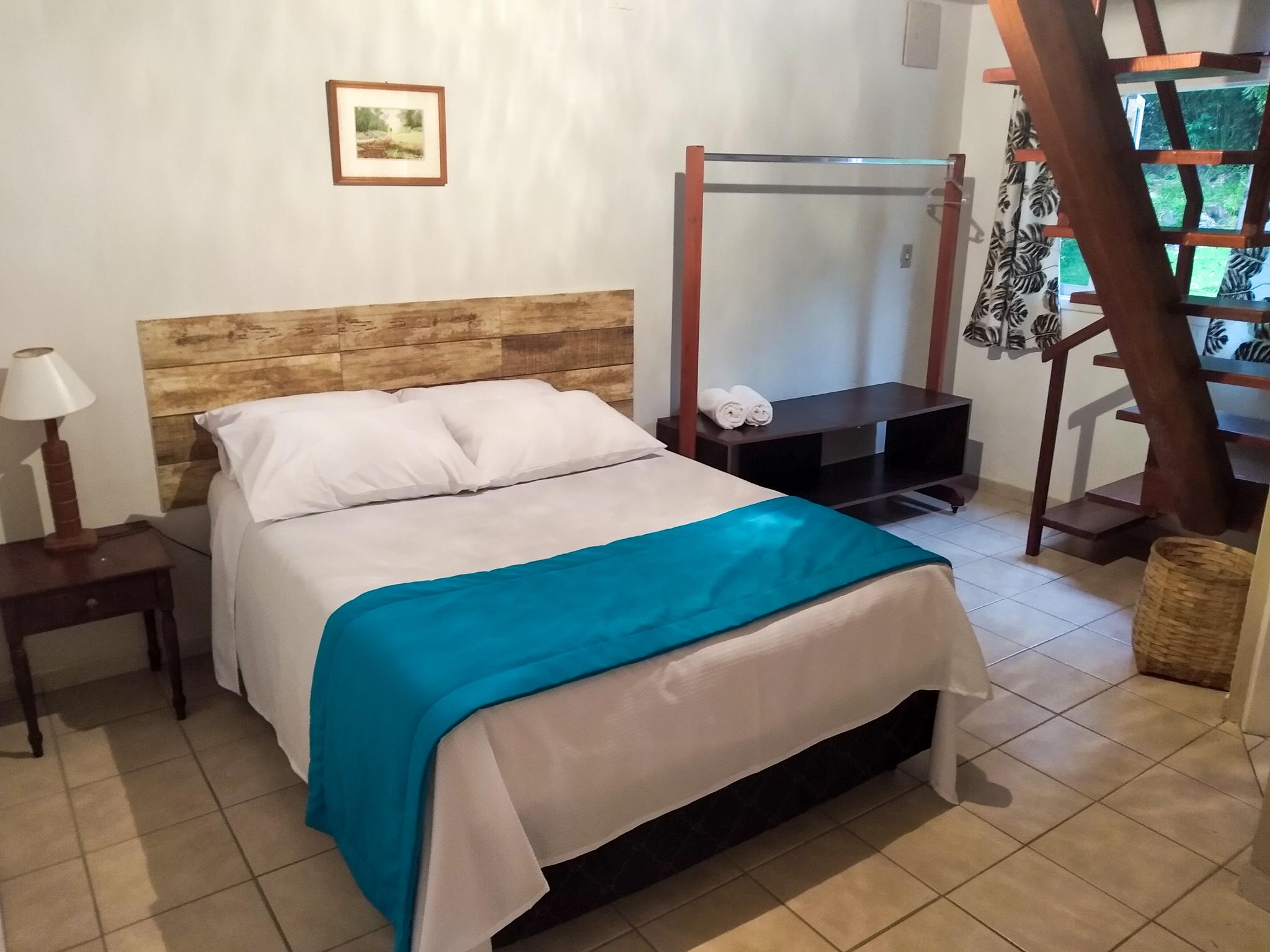 Chalé com 2 dormitórios