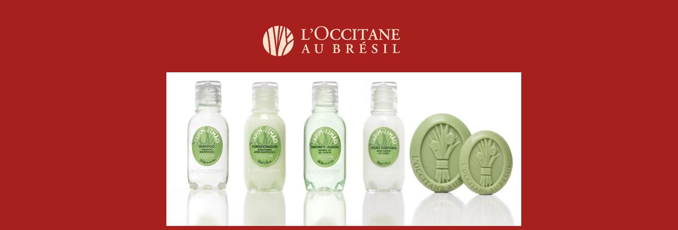 L'occitane eau Bresil