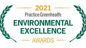 Providence Alaska Medical Center awarded Environmental Excellence Award