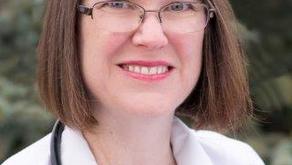 2021 Golden Stethoscope Award - Dr. Karen Mailer