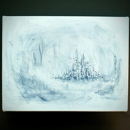 'Kingdom' (Art Slam Prep 01; Print)