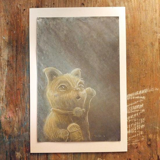 Fortune Cat (Maneki Neko)
