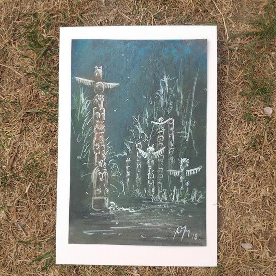 Totem Acrylic
