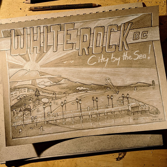 White Rock 'City by the Sea!'