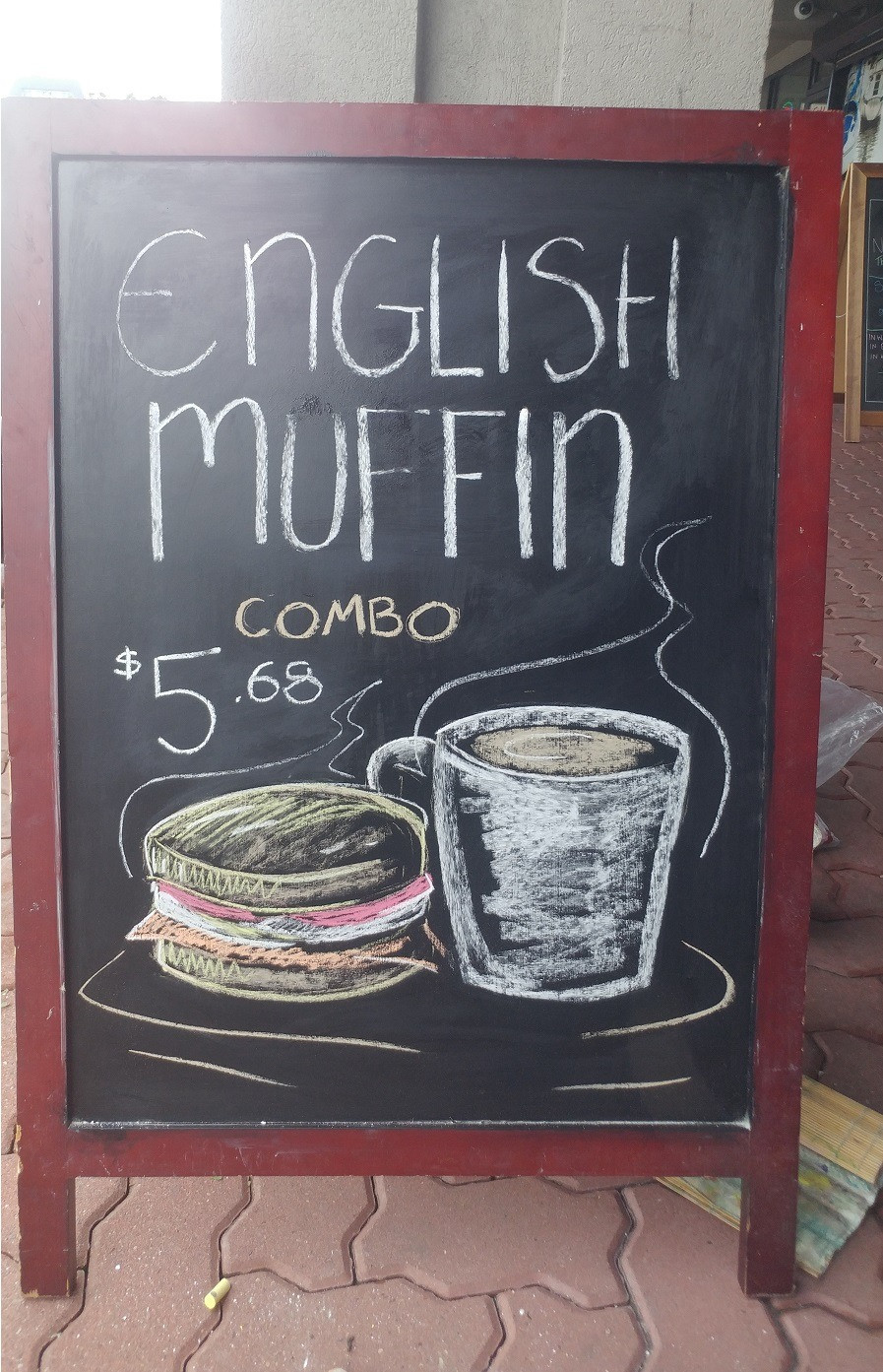 PR English Muffin Sandwich Board Simple_