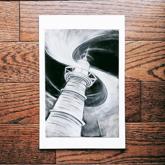 Light Round (Print)