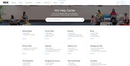 Wix教學及支援中心