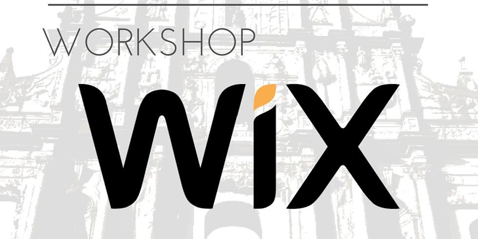 Wix 澳門網頁設計工作坊