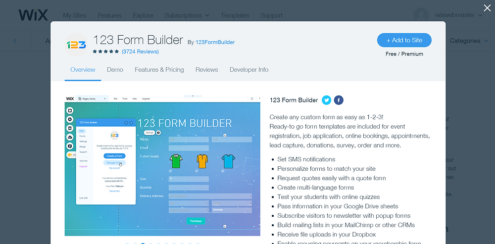 123 Form Builder - wixhk.com