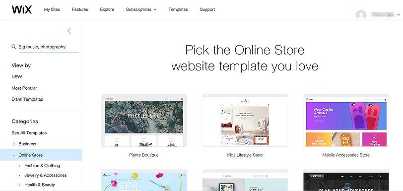 什麼是網站模板?