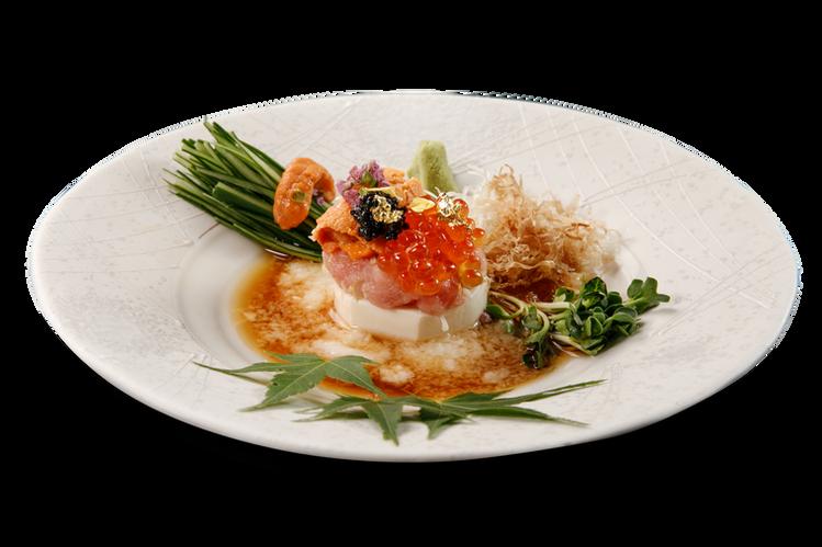海鮮西村豆腐