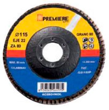 Disco de láminas de 115 mm