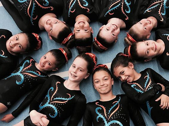 New Recreational gymnast for Acrogym