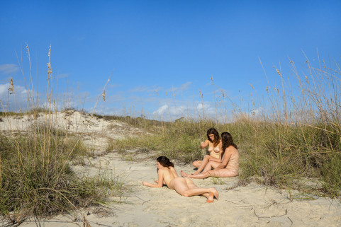 Sifting Sand in the Dunes