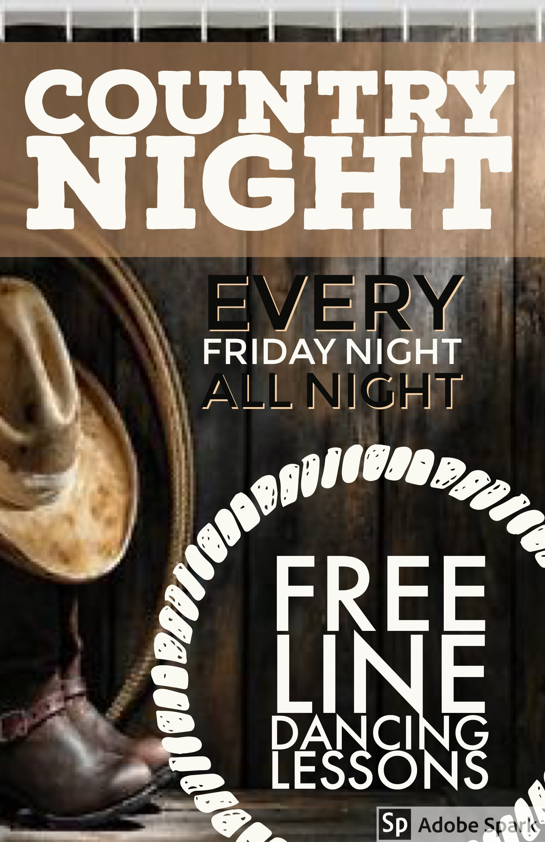 Free Line & Swing Dance Lessons!