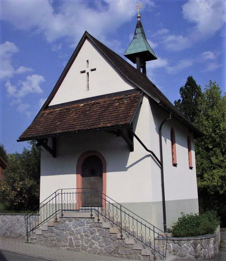 Ackerrain Kapelle