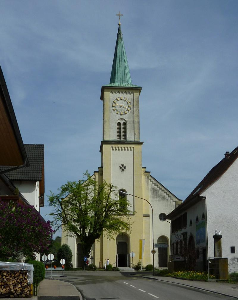 Katholische Kirche St. Clemens&Urban