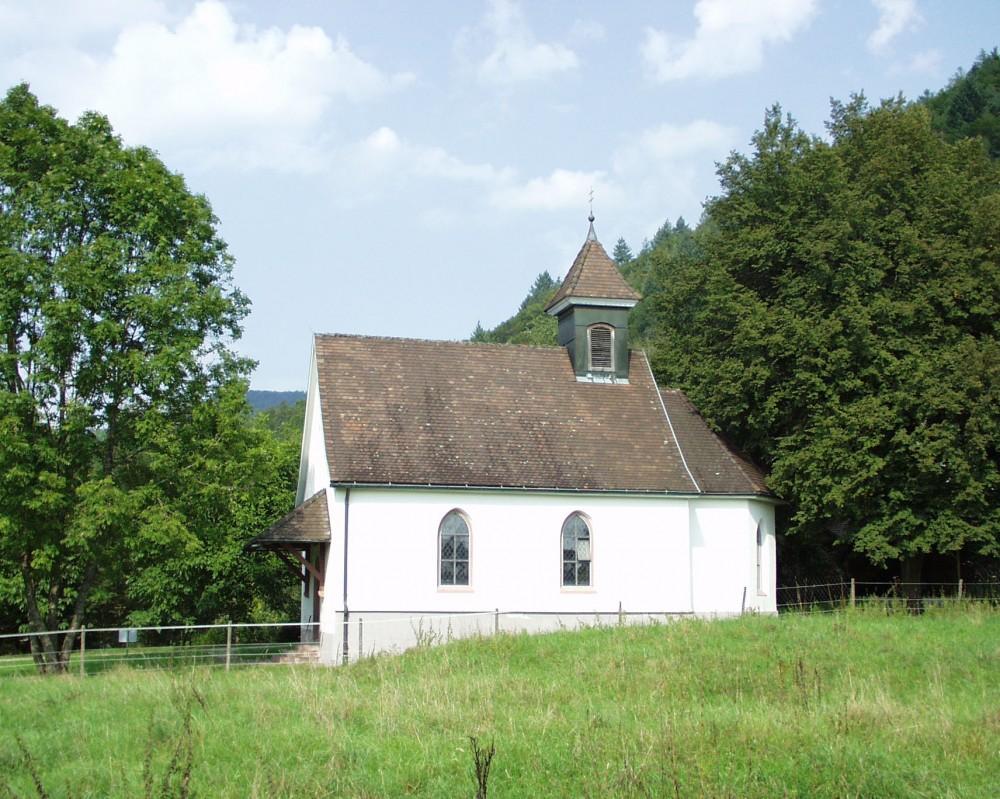 St. Wolfgang Kapelle