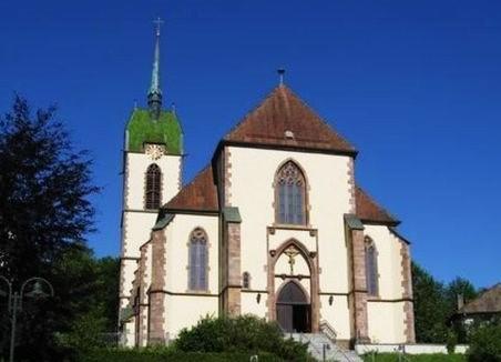 Katholische Kirche St. Ulrich