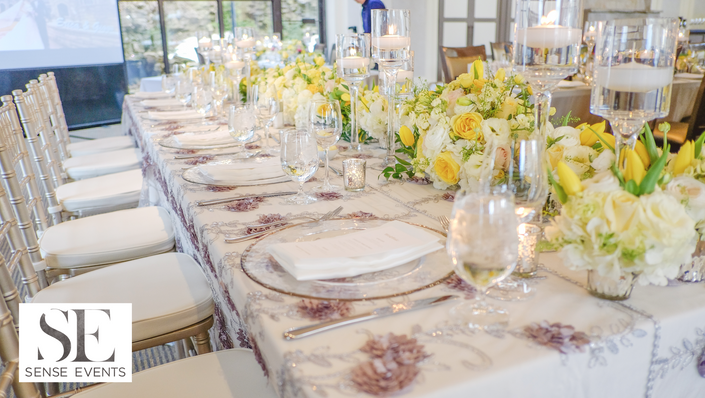 Ericas & Giggs Wedding at Ancaster Mill-Centrepieces 7